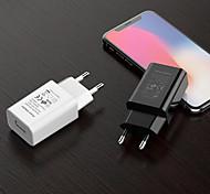 economico -10 W Potenza di uscita USB Caricabatterie portatile Portatile CE Per Cellulari