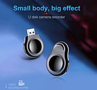economico -Registratore vocale digitale D7 64GB Portatile Registratore vocale digitale Ricaricabile Pulsante Controllo