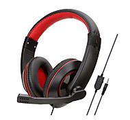 abordables -SOYTO SY722MV Casque Gamer Prise audio 3,5 mm Conception Ergonomique Contrôle en ligne pour Apple Samsung Huawei Xiaomi MI PlayStation Xbox