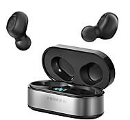 economico -Fineblue AIR55PRO Auricolari wireless Cuffie TWS Bluetooth5.0 Design ergonomico Stereo Doppio driver per Apple Samsung Huawei Xiaomi MI Cellulare