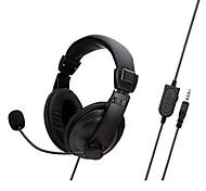 abordables -SOYTO SY750MV Casque Gamer Prise audio 3,5 mm Conception Ergonomique Contrôle en ligne pour Apple Samsung Huawei Xiaomi MI PlayStation Xbox