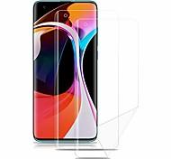 economico -telefono Proteggi Schermo Per XIAOMI Mi 11 Mi 10 Mi 10 Pro redmi k30pro Redmi Note 9 Film idrogel 2 pz Alta definizione (HD) Ultra sottile Anti-graffi Proteggi-schermo frontale Appendini per cellulare