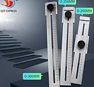 economico -Outlet di fabbrica Righello di livello / Calibri 0-200mm Conveniente / Utensili per la misurazione