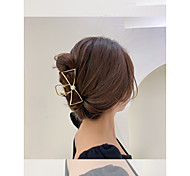 economico -semplice geometrica perla tornante tornante corea dongdaemun personalità della moda temperamento accessori per capelli net celebrità tendenza copricapo donne