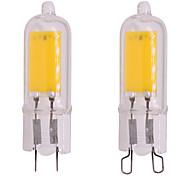 abordables -G9 cob led ampoule en verre mini projecteur 2w 4w 220v 240v lustre lumière remplacer 20w 40w lampe halogène bombillas 1pc