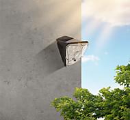 abordables -Baseus DGNEN-A01 série de collecte d'énergie à énergie solaire lampe murale à induction pour le corps humain (forme de triangle) * 1 noir