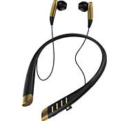 economico -AKZ-T61 Cuffia per archetto Bluetooth5.0 Design ergonomico Stereo Doppio driver per Apple Samsung Huawei Xiaomi MI Cellulare