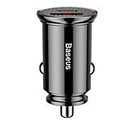 economico -caricatore wireless caricatore usb usb con cavo / multiuscita / qc 2.0 4 porte usb 1 a / 0,5 a dc 5v per universale