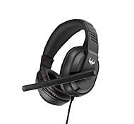"""economico -OVLENG OV-P7 Cuffie da gioco """"Jack audio da 3,5 mm"""" Design ergonomico Retrattile Stereo per Apple Samsung Huawei Xiaomi MI PC"""