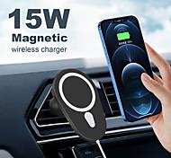 economico -15 W Potenza di uscita USB Caricabatterie per auto wireless Caricatore senza fili Per Universale