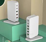 economico -68 W Potenza di uscita USB Caricatore veloce Caricatore USB QC 3.0 Ricarica veloce Per Universale
