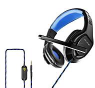 """economico -OVLENG OV-P1 Cuffie da gioco """"Jack audio USB da 3,5 mm"""" Design ergonomico Retrattile Stereo per Apple Samsung Huawei Xiaomi MI PC"""