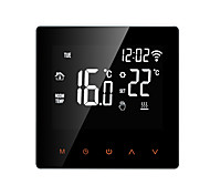 abordables -Avatto Tuya Wifi Thermostat Intelligent, Chauffage Au Sol Électrique Télécommande De Température De Chaudière À Eau / Gaz Pour Google Home, Alexa