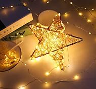 economico -30 pz 12 pz 6 pz lucine a batteria (incluse) 600led 240led 120led mini luci stringa filo di rame impermeabile lucciola luci stellate per la festa di halloween decorazioni natalizie