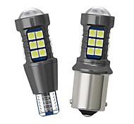 economico -yobis light car led light retrofit t15 3030 27smd luce di retromarcia w16w decodifica canbus luce canaglia