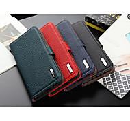economico -telefono Custodia Per LG Integrale K52 K42 K71 Q52 K62 V60 ThinQ 5G LG K61 LG K51 Stilo 6 K41S A portafoglio Porta-carte di credito Resistente agli urti Tinta unita vera pelle