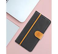 economico -telefono Custodia Per Apple Custodia flip iPhone 12 Pro Max 11 SE 2020 X XR XS Max 8 7 Resistente agli urti A prova di sporco Tinta unita pelle sintetica