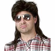 economico -parrucche da uomo anni '70 anni '80 costumi accessori per feste in costume parrucche cosplay