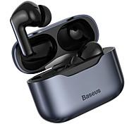 economico -BASEUS NGS1P-0A/03 Auricolari wireless Cuffie TWS Bluetooth 5.1 Design ergonomico Stereo Doppio driver per Apple Samsung Huawei Xiaomi MI Viaggi All'aperto Ciclismo Cellulare