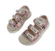 economico -sandali per bambini aibi house versione coreana 2021 estate nuovo tesoro femminile scarpe da spiaggia velcro ragazzi sport scarpe singole tendenza