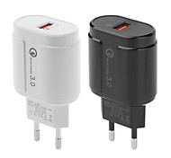 economico -18 W Potenza di uscita USB Caricatore veloce Caricatore del telefono Caricabatterie portatile Per Universale