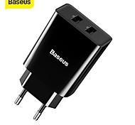 economico -BASEUS 10.5 W Potenza di uscita USB Caricatore del telefono Caricabatterie portatile Portatile Multiuscita Per Universale