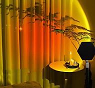 economico -Lampada al tramonto Proiettore di luce laser Feste Matrimonio Regalo Rosso tramonto
