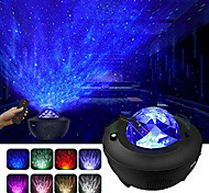 abordables -Lampe Projecteur Etoile Galaxie Projecteur Lumière Télécommandé Projecteur Star Light Télécommande Soirée Mariage Cadeau Rouge