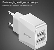 economico -BASEUS 11.5 W Potenza di uscita USB Caricatore PD Caricatore USB Caricatore del telefono Caricabatterie portatile Portatile Multiuscita Per Universale