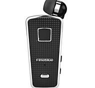 economico -Fineblue F970 pro Auricolare Bluetooth con clip da collare Bluetooth5.0 Design ergonomico Batteria a lunga durata per Apple Samsung Huawei Xiaomi MI Cellulare
