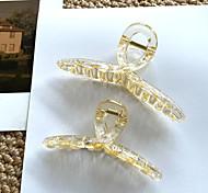 abordables -clip en plastique transparent couleur champagne clip inférieur en plastique pince à cheveux perle support inférieur plateau de douche direct usine clip de requin