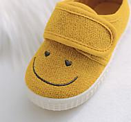 abordables -2021 printemps bébé tout-petit chaussures coréen souriant bébé chaussures semelle souple chaussures tout-petits occasionnels livraison d'une génération