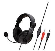 """abordables -SOYTO SY750MV Casque Gamer """"Casque 3,5 mm Microphone 3,5 mm"""" Conception Ergonomique Contrôle en ligne pour Apple Samsung Huawei Xiaomi MI Ordinateur PC"""
