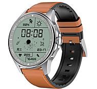 economico -SK3 Intelligente Guarda IP68 Impermeabile Monitoraggio frequenza cardiaca Misurazione della pressione sanguigna Pedometro Avviso di chiamata Promemoria sedentario Cassa dell'orologio da 50 mm per