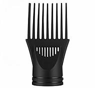economico -affascinante 1pc strumento diffusore di asciugacapelli per parrucchiere universale professionale da parrucchiere (nessuno nero)