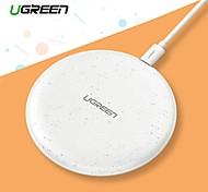 economico -UGREEN 10 W Potenza di uscita USB Caricatore senza fili Ricarica veloce Wireless portatile Per Cellulari