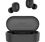 economico -QCY T2C Auricolari wireless Cuffie TWS Bluetooth5.0 Design ergonomico HIFI Finestre pop-up per Apple Samsung Huawei Xiaomi MI Cellulare