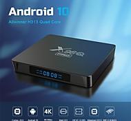 economico -Android 10.0 TV Box X96Q PRO 4K Nuovo design 4K Display digitale Cortex-A53 1GB 2GB 16GB 8GB