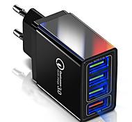 economico -20 W Potenza di uscita USB Caricatore veloce Caricabatterie portatile Portatile Multiuscita Ricarica veloce CE Per Cellulari