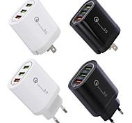 economico -24 W Potenza di uscita USB Caricatore veloce Caricatore del telefono Caricabatterie portatile Per Universale