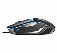 abordables -K3 USB filaire 7 couleurs éclairage 1600dpi souris de jeu réglable souris USB souris sans fil ordinateur souris bluetooth souris mause