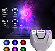 economico -Star Galaxy Proiettore di Luce Luce del proiettore Luci da scena Proiettore di luce stellare Proiettore di luce laser Controllo intelligente delle app Feste Matrimonio Regalo Colori primari