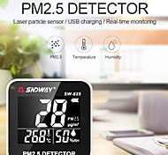 abordables -Ss-302a capteur de température et d'humidité thermomètre hygromètre d'intérieur avec écran LCD