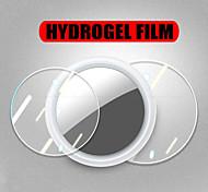 economico -1/2/3/5 / 10pcs pellicola protettiva morbida per airtag protezione dello schermo tracker accessori braccialetto intelligente protezione anteriore morbida in idrogel per airtag