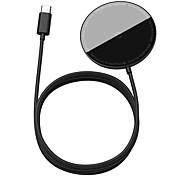 economico -BASEUS 15 W Potenza di uscita USB C Caricatore veloce Caricatore del telefono Caricatore senza fili Caricatore senza fili Ricarica veloce Per Cellulari