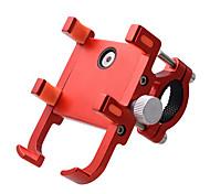 economico -Supporto per cellulare Bicicletta Supporto per telefono per bici e moto 360 ° di rotazione Lega di alluminio Appendini per cellulare iPhone 12 11 Pro Xs Xs Max Xr X 8 Samsung Glaxy S21 S20 Note20