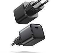 economico -Joyroom 20 W Potenza di uscita Caricatore PD Caricatore USB Caricatore del telefono Caricabatterie portatile Portatile Ricarica veloce Per iPad Cellulari