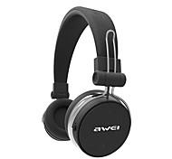 economico -AWEI A700BL Cuffie auricolari Bluetooth 4.2 Design ergonomico Retrattile Stereo per Apple Samsung Huawei Xiaomi MI Uso quotidiano Viaggi All'aperto Cellulare