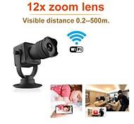 economico -piccola telecamera telecamera di sorveglianza wifi wireless 12x rapporto d'oro con obiettivo zoom telecamera mini telecamera nascosta