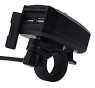 economico -12 W Potenza di uscita USB Caricatore per auto Caricatore veloce Caricabatterie portatile Per iPad Universale Cellulari